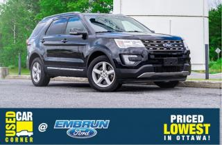 Used 2017 Ford Explorer XLT for sale in Embrun, ON