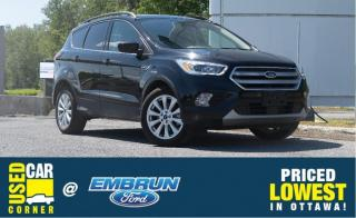 Used 2019 Ford Escape SEL for sale in Embrun, ON