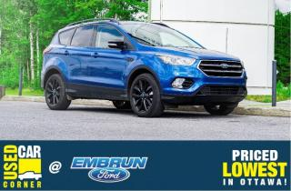 Used 2019 Ford Escape Titanium for sale in Embrun, ON