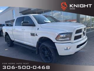 Used 2017 RAM 3500 Laramie for sale in Swift Current, SK