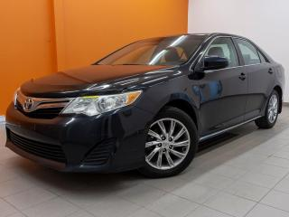 Used 2012 Toyota Camry LE *BLUETOOTH* CLIMATISEUR *PORT USB* PROMO for sale in St-Jérôme, QC