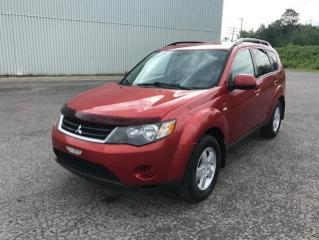 Used 2008 Mitsubishi Outlander 4 RM 4 portes LS 5 places for sale in Québec, QC