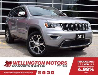 Used 2019 Jeep Grand Cherokee Limited ---> Trailer Tow Group Pkg !! for sale in Guelph, ON