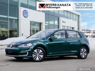 Used 2018 Volkswagen Golf e-Golf Comfortline 4-Door  - Heated Seats for sale in Kanata, ON