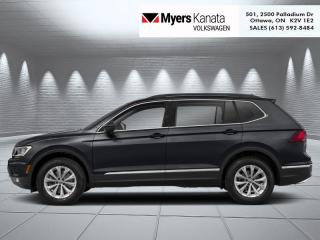 Used 2020 Volkswagen Tiguan Comfortline  -  Power Liftgate for sale in Kanata, ON