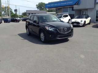 Used 2016 Mazda CX-5 GS SUNROOF, HEATED SEATS, BACKUP CAM, LOW MILEAGE!! for sale in Kingston, ON