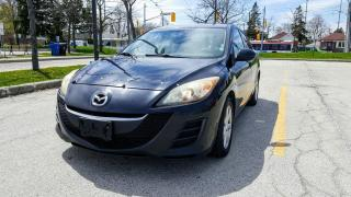 Used 2010 Mazda MAZDA3 GX,GX for sale in Scarborough, ON