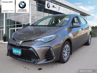 Used 2019 Toyota Corolla SE - AMAZING RESALE, FUEL ECONOMY & RELIABILITY for sale in Sudbury, ON