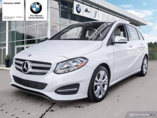 Used 2016 Mercedes-Benz B-Class B 250 Sports Tourer for sale in Sudbury, ON