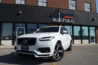 Used 2016 Volvo XC90 Hybrid/R-LINE/NO ACCIDENTS/TOP OF THE LINE T8 R-Design for sale in Concord, ON