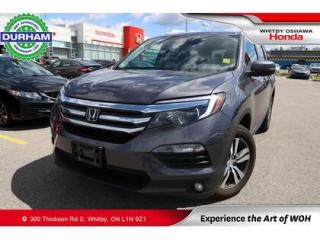 Used 2018 Honda Pilot EX AWD for sale in Whitby, ON