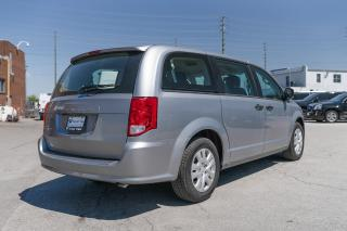 Used 2020 Dodge Grand Caravan SE REAR CLIMATE for sale in Concord, ON