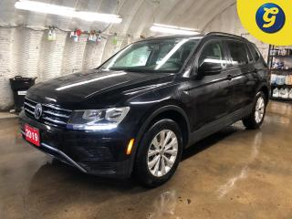 Used 2019 Volkswagen Tiguan 4MOTION * Auto start -stop equipped * Climate control with rear vents * Front heated seats * Radio: 6.5