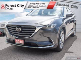 Used 2016 Mazda CX-9 Signature for sale in London, ON