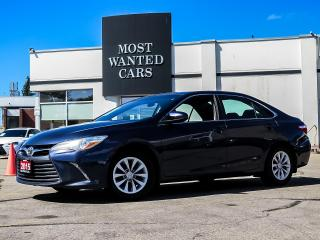 Used 2015 Toyota Camry LE|CAMERA|BLUETOOTH|HEATED SEATS for sale in Kitchener, ON