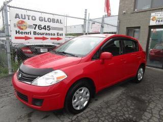 Used 2010 Nissan Versa Hayon 5 portes I4, boîte automatique, 1, for sale in Montréal, QC
