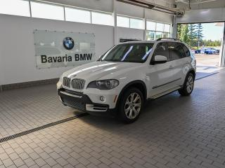 Used 2009 BMW X5 xDrive48i for sale in Edmonton, AB