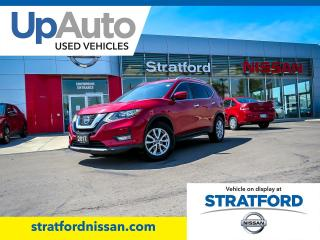 Used 2017 Nissan Rogue Sv FWD for sale in Stratford, ON