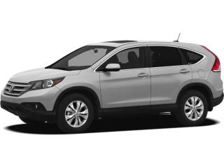 Used 2012 Honda CR-V One Owner, Very Low KM 2013 CR-V EX! Purchased New Right Here at Waterloo Honda! for sale in Waterloo, ON