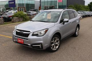 Used 2017 Subaru Forester 2.5i Touring Accident Free, One Owner Subaru Forester! for sale in Waterloo, ON