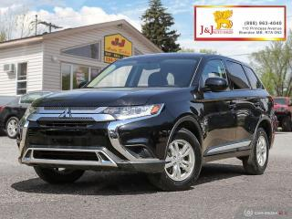 Used 2019 Mitsubishi Outlander ES AWC, Auto for sale in Brandon, MB