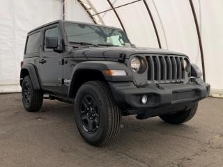 New 2020 Jeep Wrangler Sport SPORT 4X4 for sale in Ottawa, ON