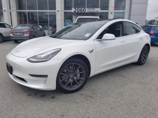 Used 2019 Tesla Model 3 STANDARD RANGE PLUS for sale in Port Coquitlam, BC
