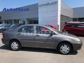 Used 2004 Toyota Corolla CE 1.8L *A/C *LIQUIDATION for sale in St-Hubert, QC