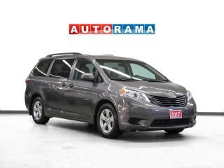 Used 2017 Toyota Sienna 7 PASSENGER BACKUP CAMERA for sale in Toronto, ON