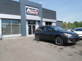 Used 2016 Subaru XV Crosstrek 2.0i AWD Touring + INSPECTÉ + CAMÉRA for sale in Sherbrooke, QC
