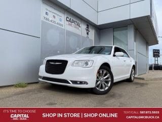 Used 2019 Chrysler 300 300 Touring AWD REMOTE START HEATED LEATHER CAR PLAY for sale in Edmonton, AB