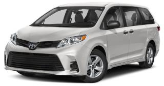 New 2020 Toyota Sienna SE 8-Passenger for sale in Ancaster, ON