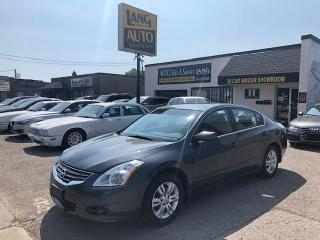 Used 2011 Nissan Altima 2.5 S LOW MILEAGE, SPECIAL EDITION! for sale in Etobicoke, ON