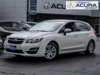 Used 2015 Subaru Impreza 2.0i for sale in Burlington, ON