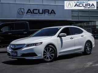 Used 2016 Acura TLX TECH 2.4L for sale in Burlington, ON