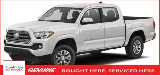 Used 2017 Toyota Tacoma SR5 V6 - PREVIOUS FLEET VEHICLE - BACKUP CAMERA for sale in Stouffville, ON