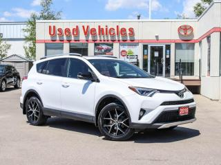 Used 2016 Toyota RAV4 AWD 4dr SE for sale in North York, ON
