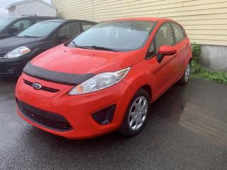 Used 2013 Ford Fiesta Hayon 5 portes SE for sale in Pointe-Aux-Trembles, QC