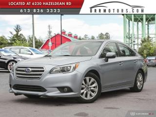 Used 2016 Subaru Legacy 2.5i Touring Package TOURING PACKAGE SUNROOF HEATED SEATS for sale in Stittsville, ON