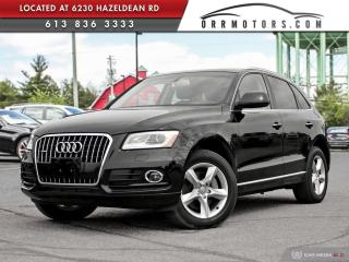 Used 2015 Audi Q5 3.0 TDI Progressiv **ARRIVING SOON** TDI DIESEL | PROGRESSIVE PKG | LOW MILEAGE for sale in Stittsville, ON