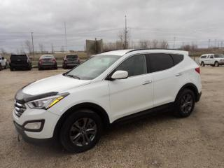 Used 2013 Hyundai Santa Fe for sale in Winnipeg, MB