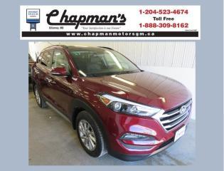 Used 2017 Hyundai Tucson SE Heated Seats, Backup Camera, Sunroof for sale in Killarney, MB
