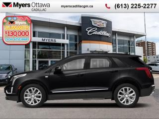 New 2020 Cadillac XT5 Sport  - Sunroof - Navigation for sale in Ottawa, ON