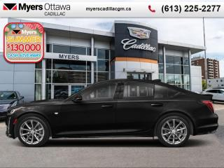 New 2020 Cadillac CTS Sport  - Sunroof for sale in Ottawa, ON