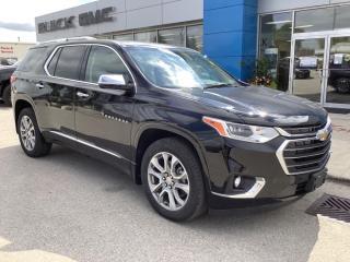 New 2020 Chevrolet Traverse Premier for sale in Listowel, ON