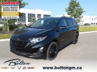 New 2020 Chevrolet Equinox LT - Leather Seats for sale in Bolton, ON