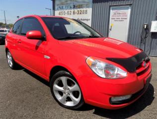 Used 2010 Hyundai Accent ***GLS,MAGS,TOIT,A/C,BAS KILO*** for sale in Longueuil, QC