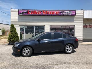 Used 2014 Chevrolet Cruze 2LT Leather for sale in Tilbury, ON