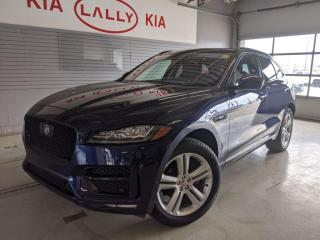 Used 2018 Jaguar F-PACE 25t R-Sport R-Sport for sale in Chatham, ON