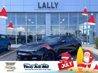 Used 2018 Chevrolet Camaro 2SS 45th anniversary edition for sale in Tilbury, ON